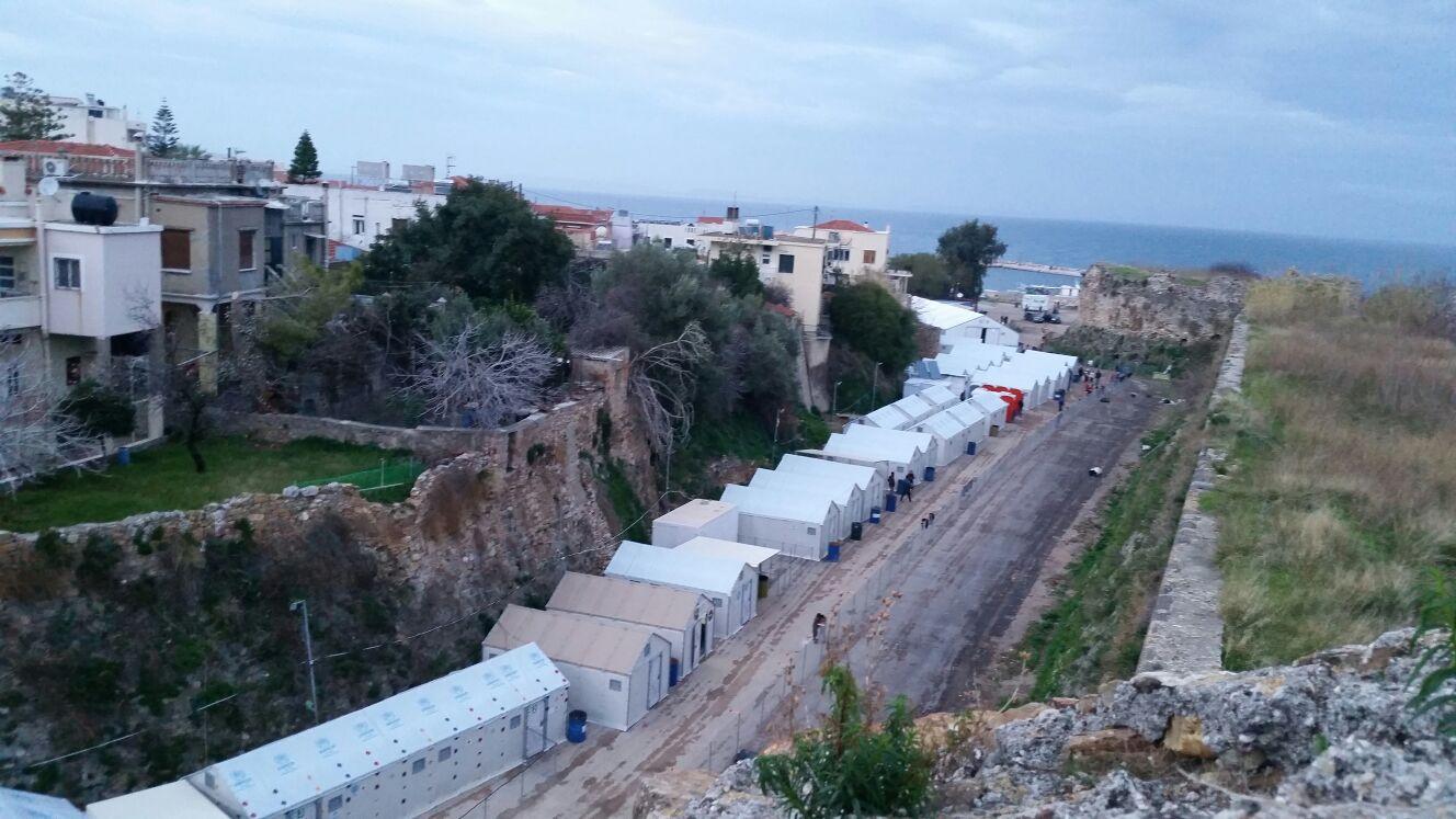 8. Fahrt nach Griechenland, Chios