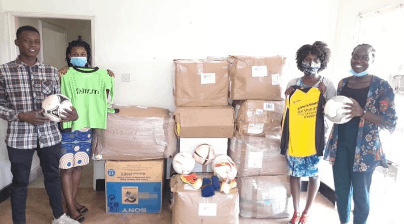 19. Hilfslieferung – über Umwege nach Kampala, Uganda