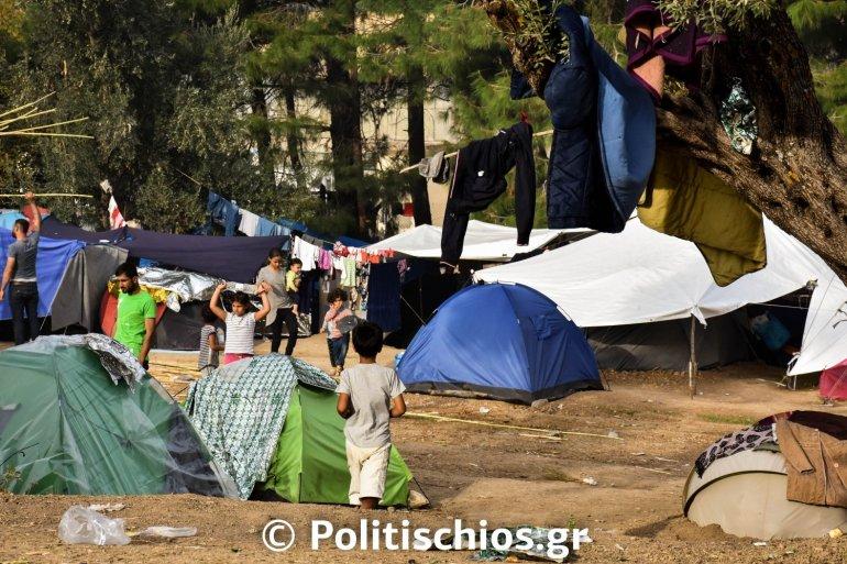 6. Hilfslieferung – nach Chios